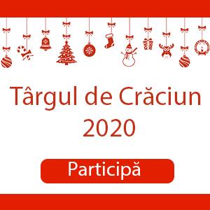 Târgul de Crăciun 2020 al antreprenoarelor