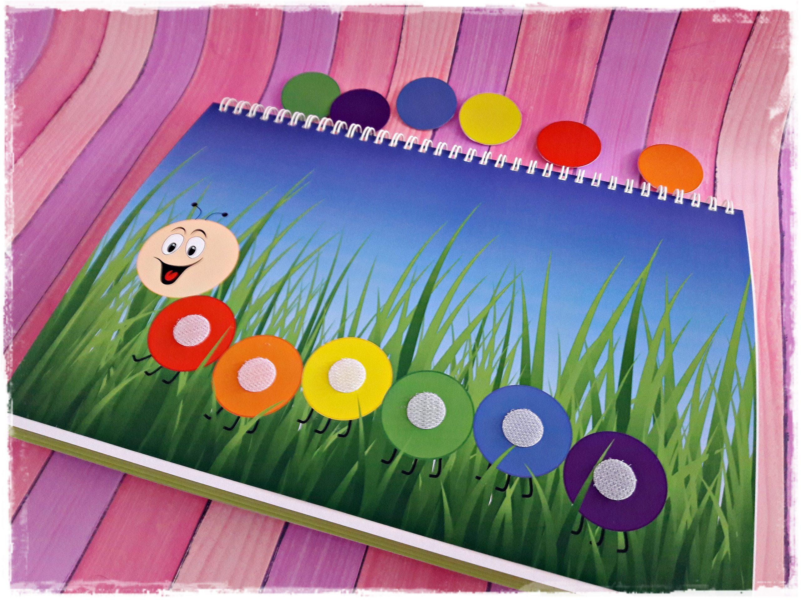 Minu Busy Book