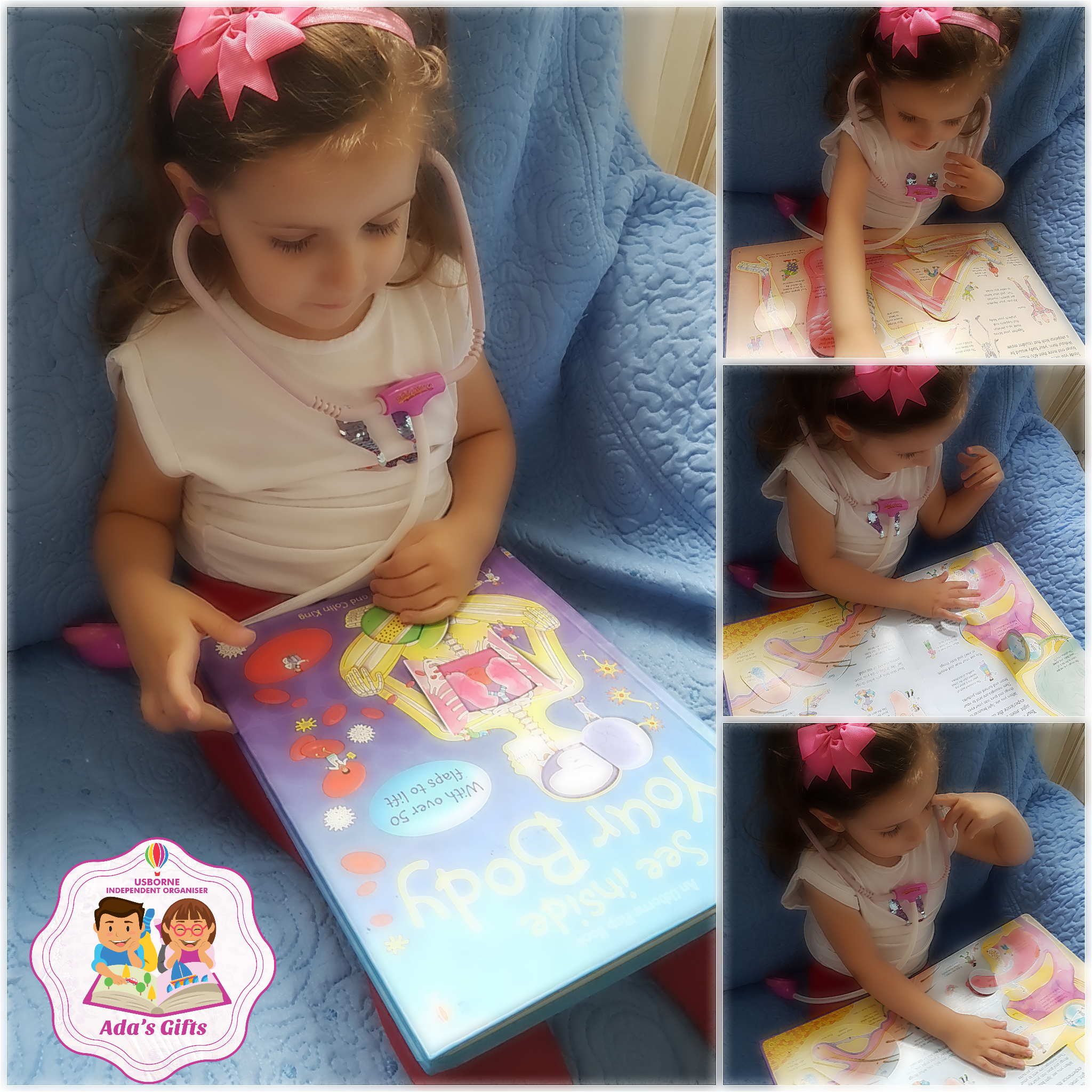 Ada's Gifts – Librăria magică a copilăriei