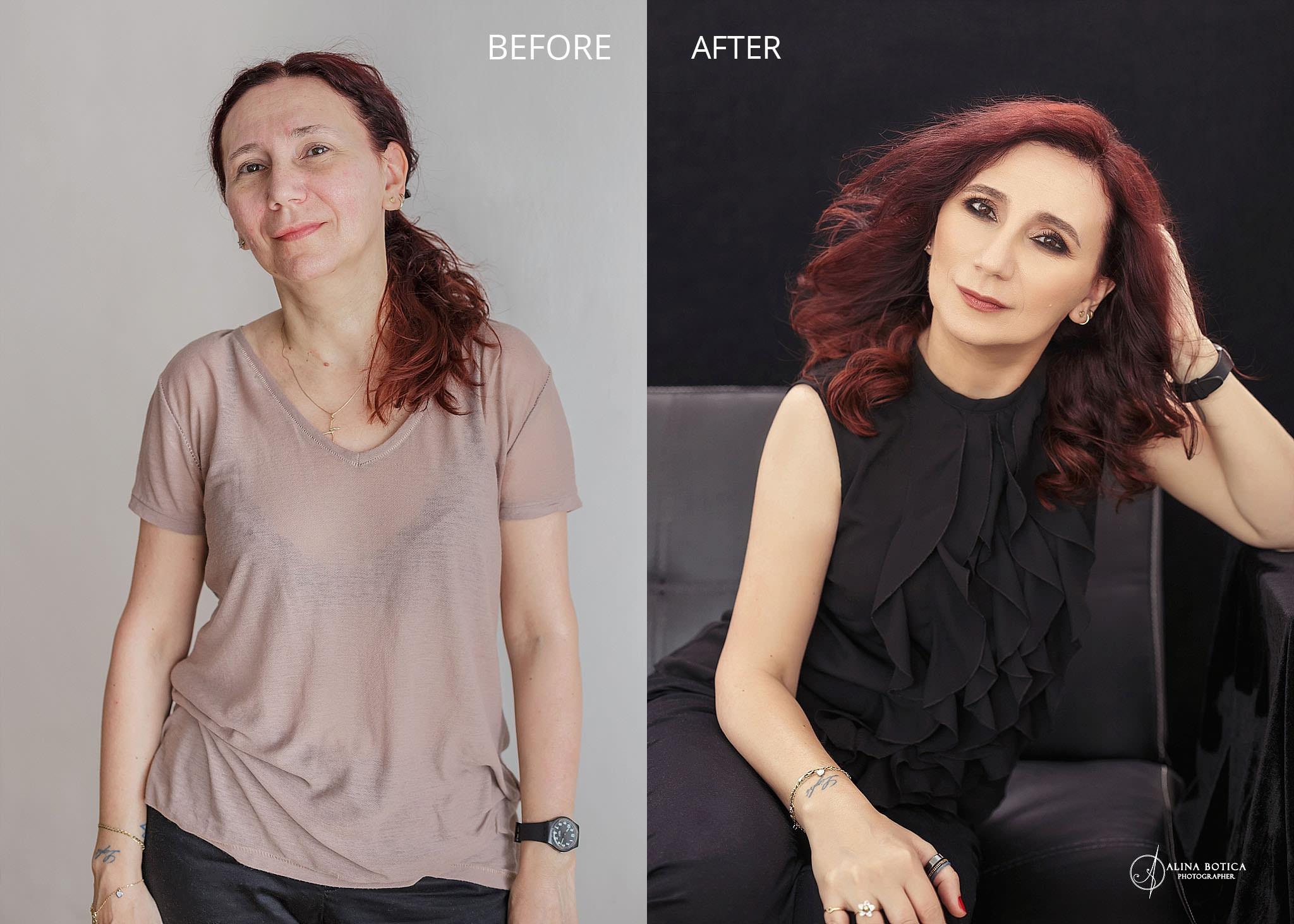 Alina Botica – Fotograf de portret si boudoir