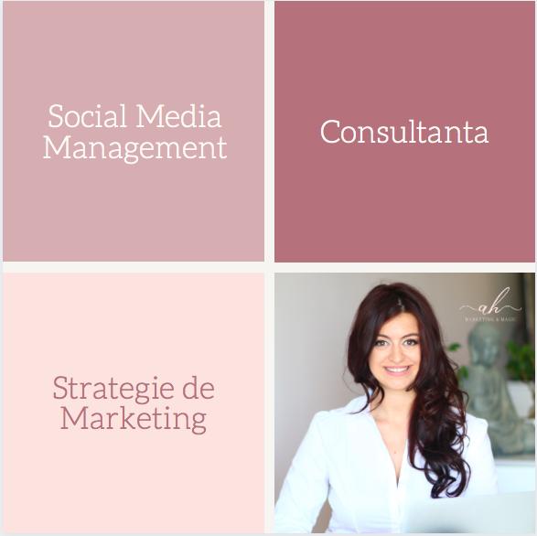 Alina Hlipcă Marketing Agency