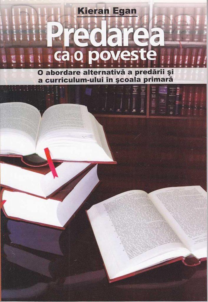 Predarea ca o poveste, carte recomandată de Carmen Cojan
