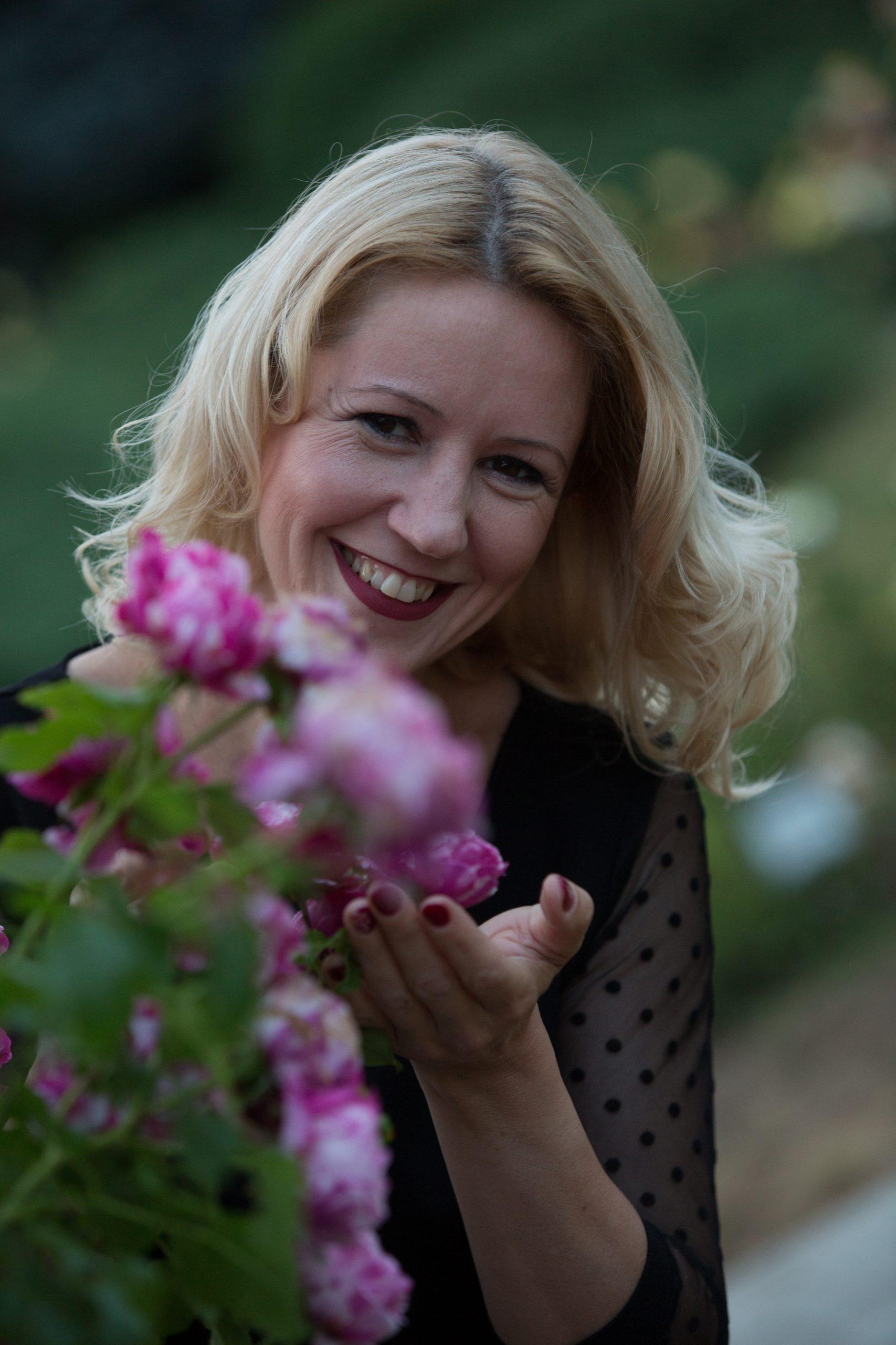 Irina Vasilescu – autor, trainer, mentor, coach, antreprenor