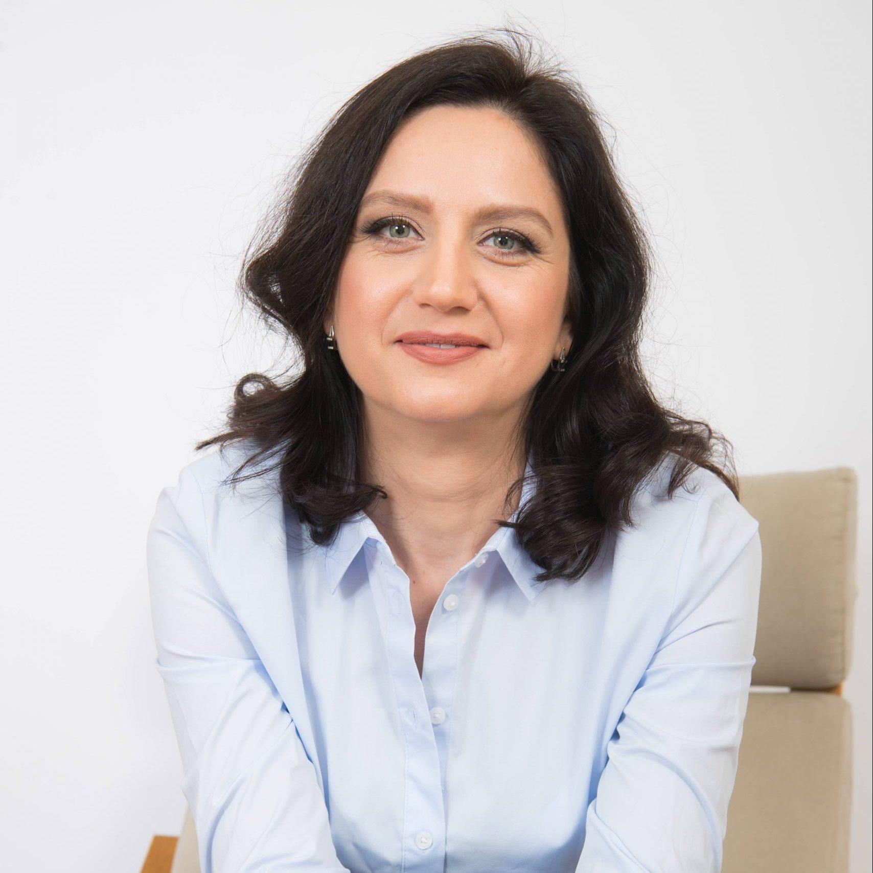 Carmen Negiba – Coach pentru Leaderi si Antreprenori/ Mentor