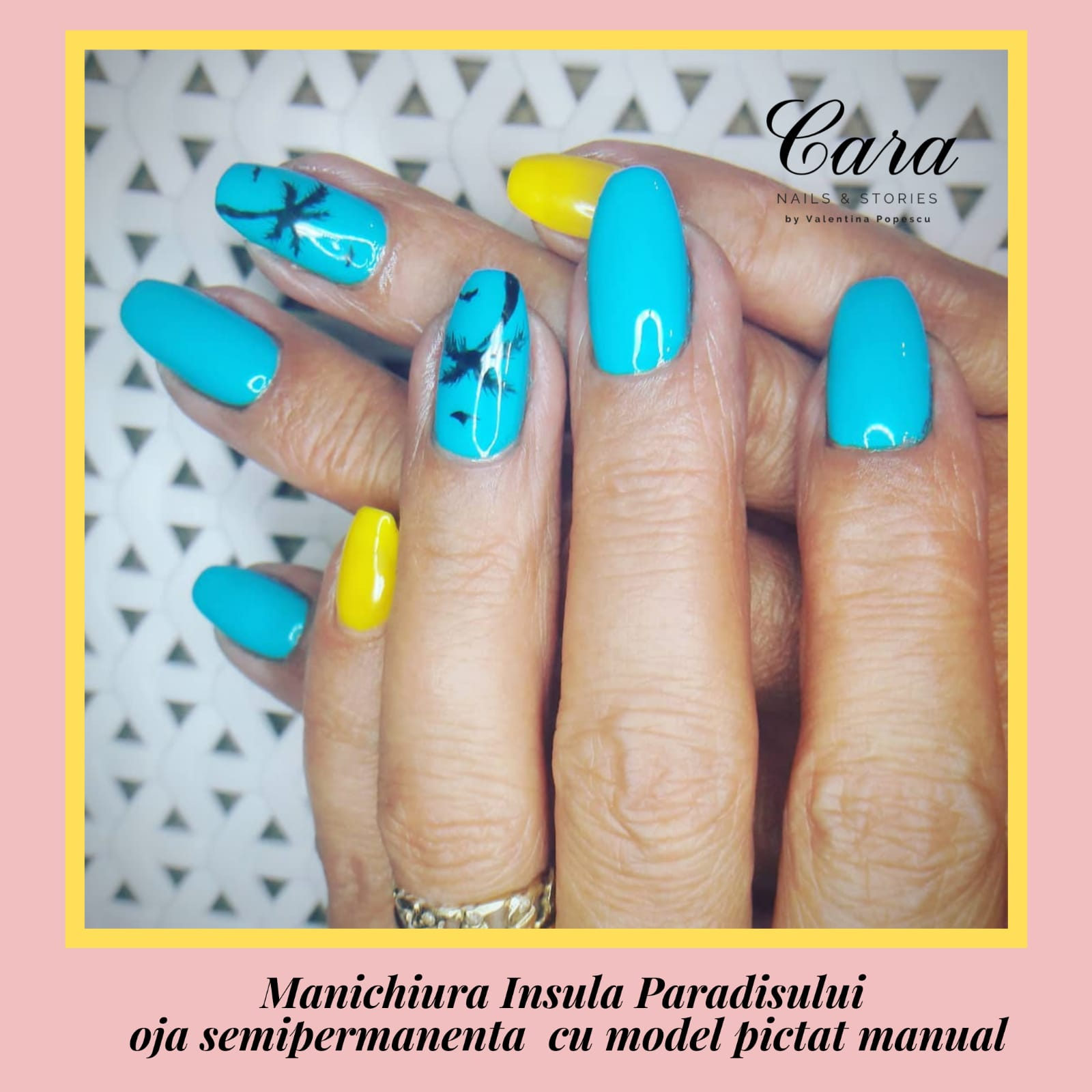 Cara Nails & Stories by Valentina Popescu