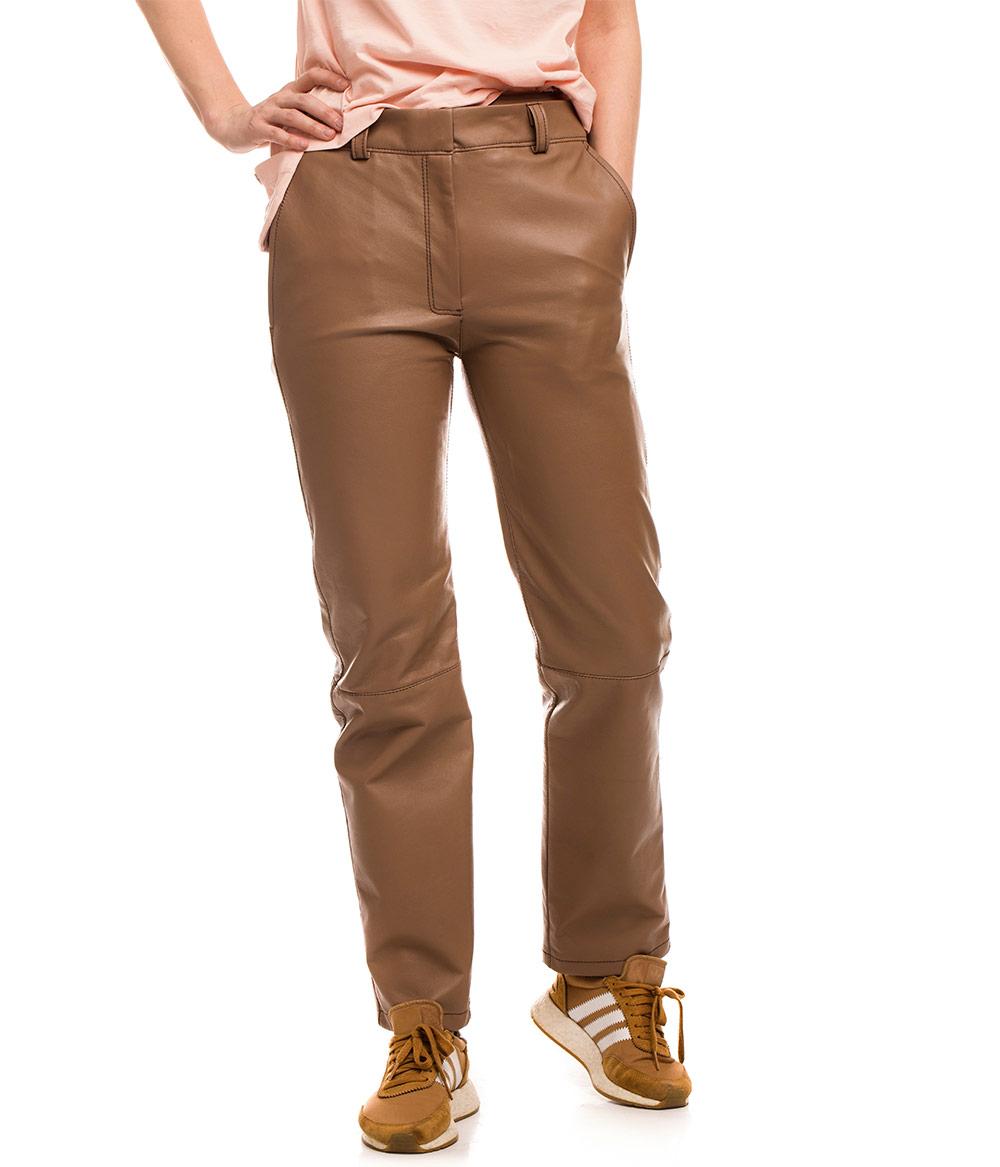 Pantalon-din-piele-naturală-maro-3-a4f1da64