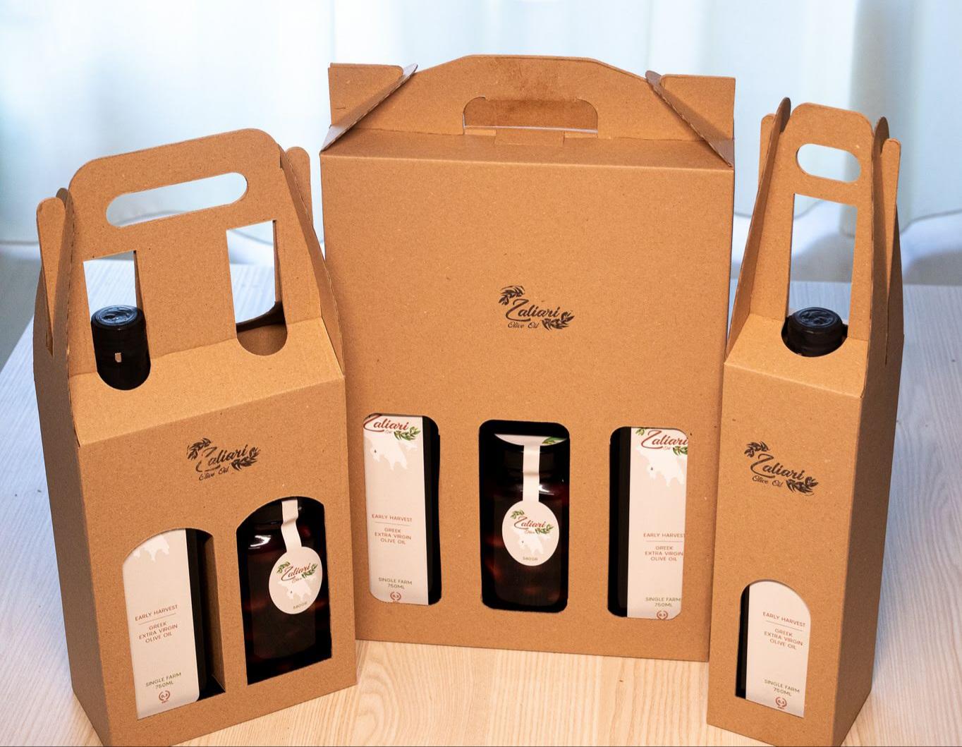 Zaliari Olive Oil