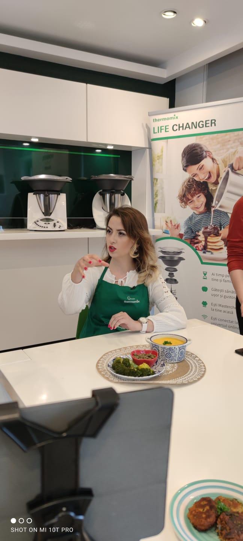 Thermomix, propriul chef automatizat în bucătăria ta