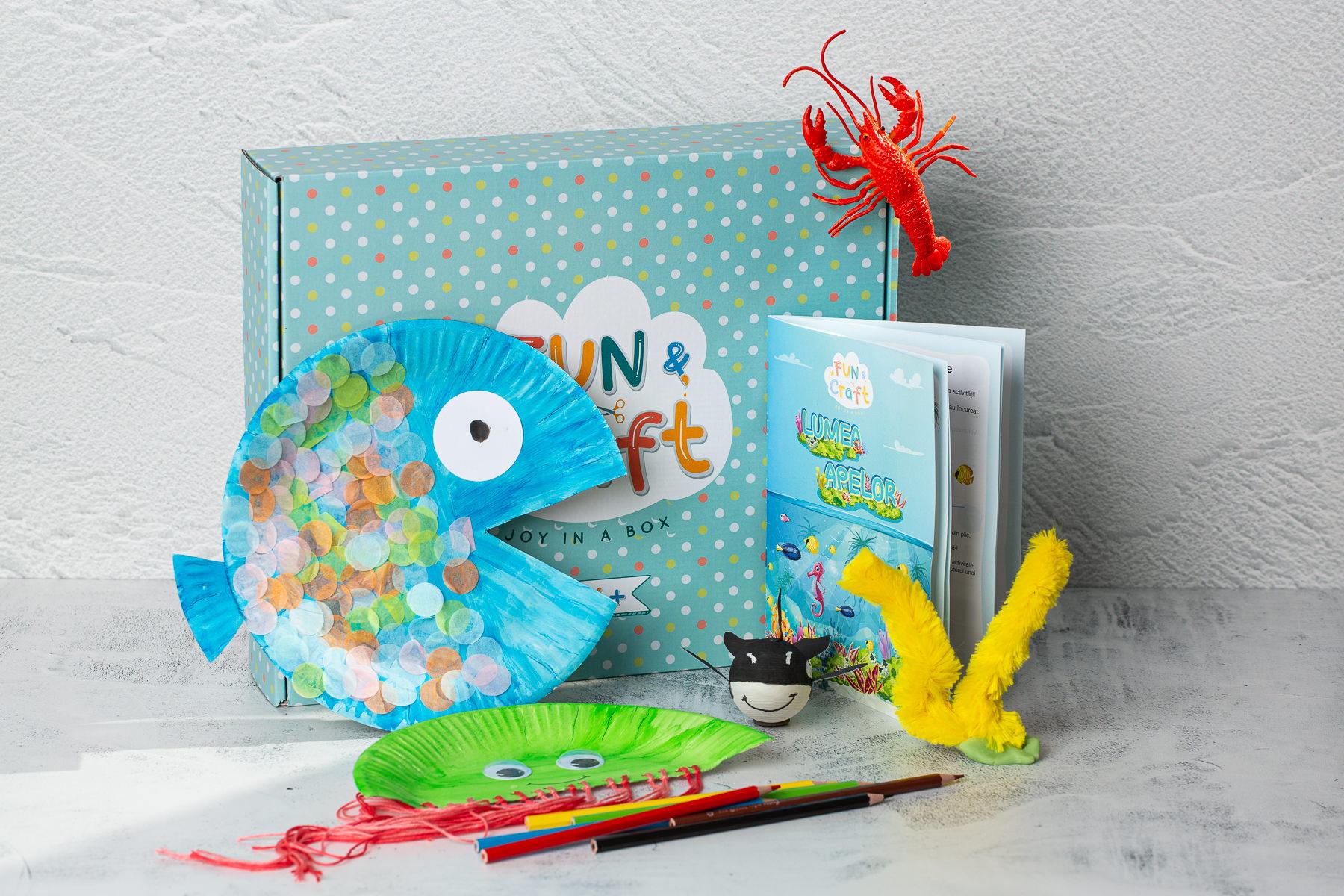Fun&Craft Box