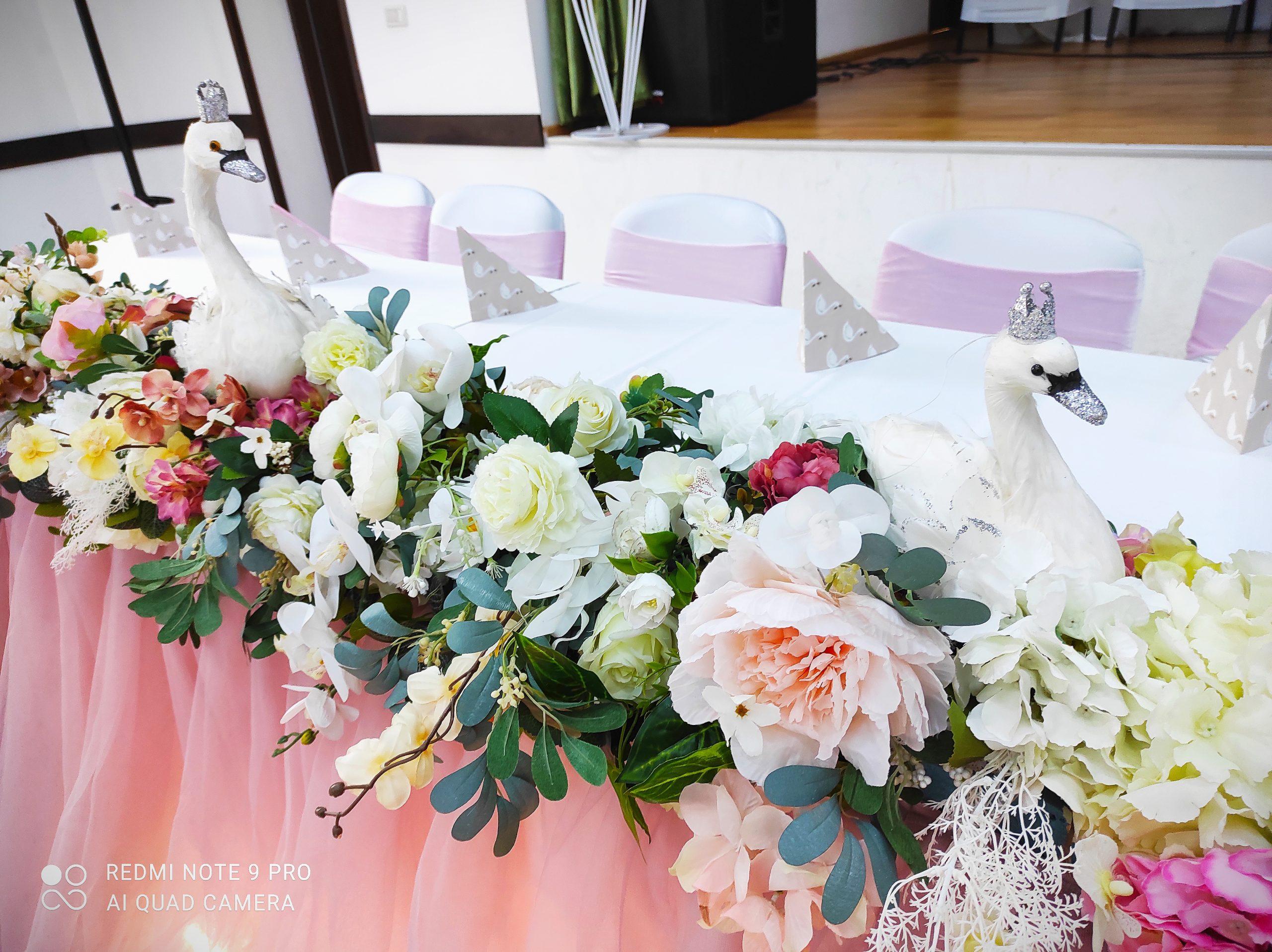 Curs design nunta, botez